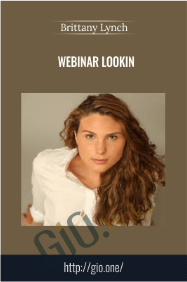 Webinar Lookin – Brittany Lynch