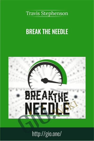 Travis Stephenson – Break The Needle