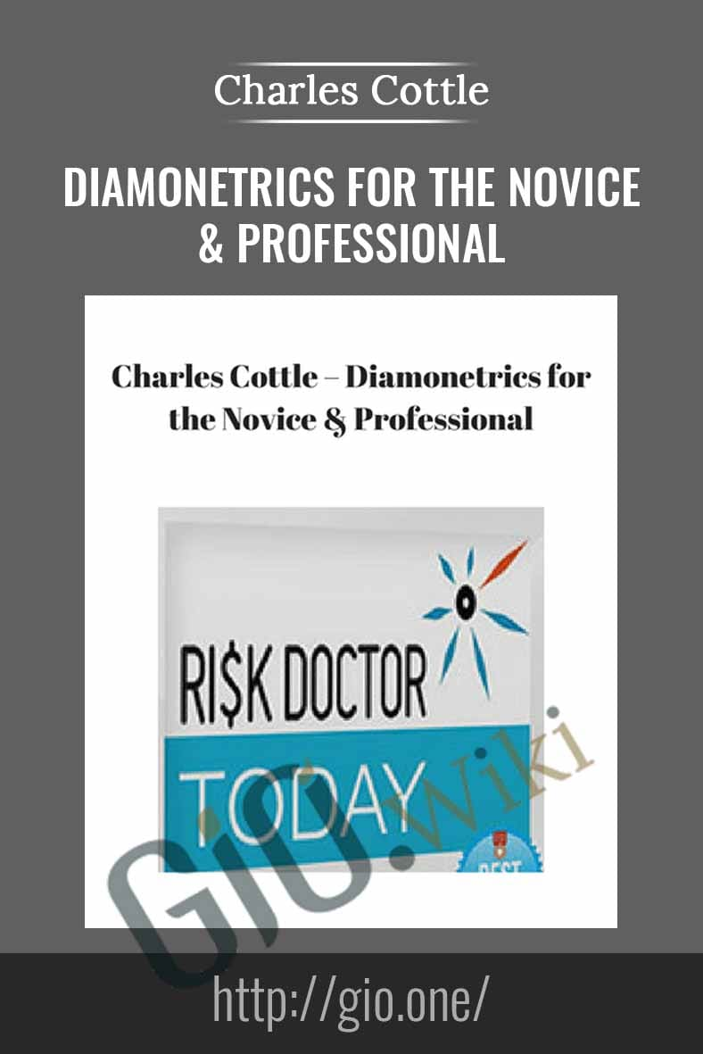 Diamonetrics for the Novice & Professional - Charles Cottle