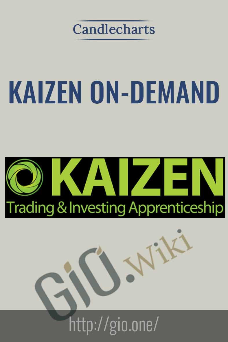 Kaizen On-Demand - Candlecharts