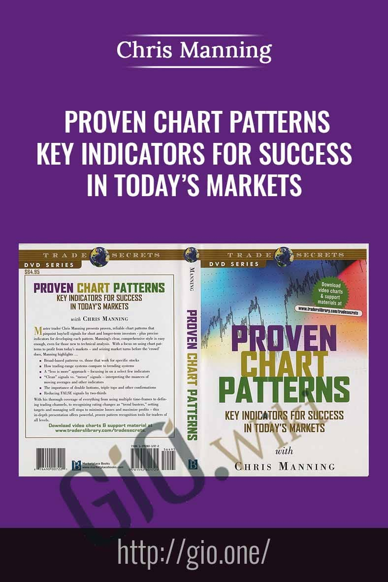 Proven Chart Patterns. Key Indicators for Success in Today's Markets - Chris Manning