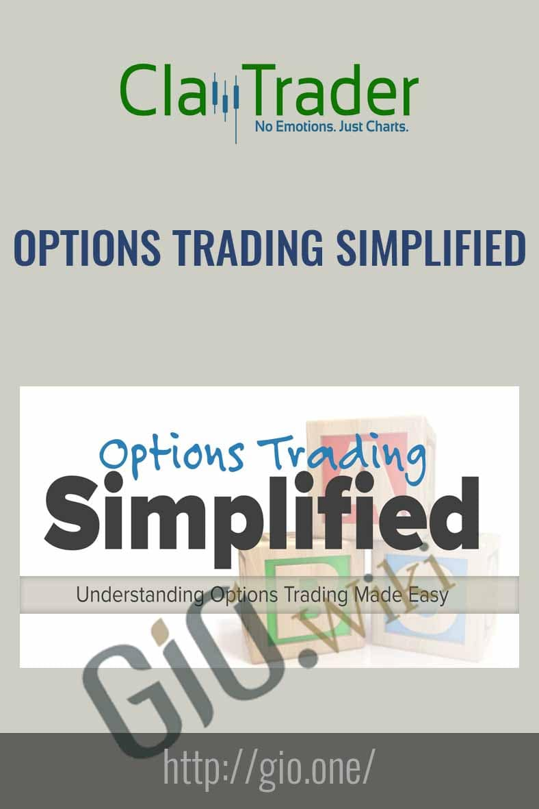 Options Trading Simplified - Claytrader
