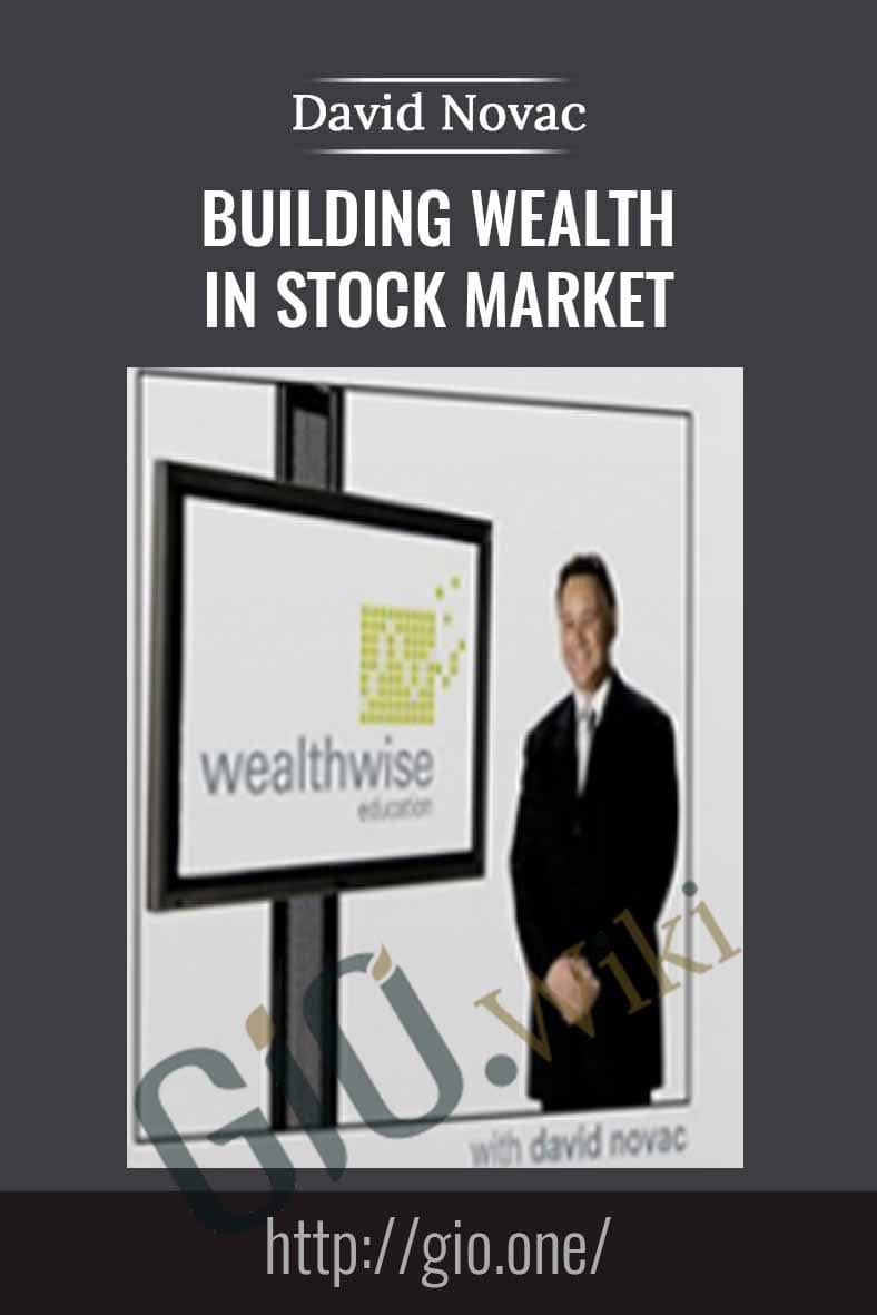 Building Wealth In Stock Market - David Novac