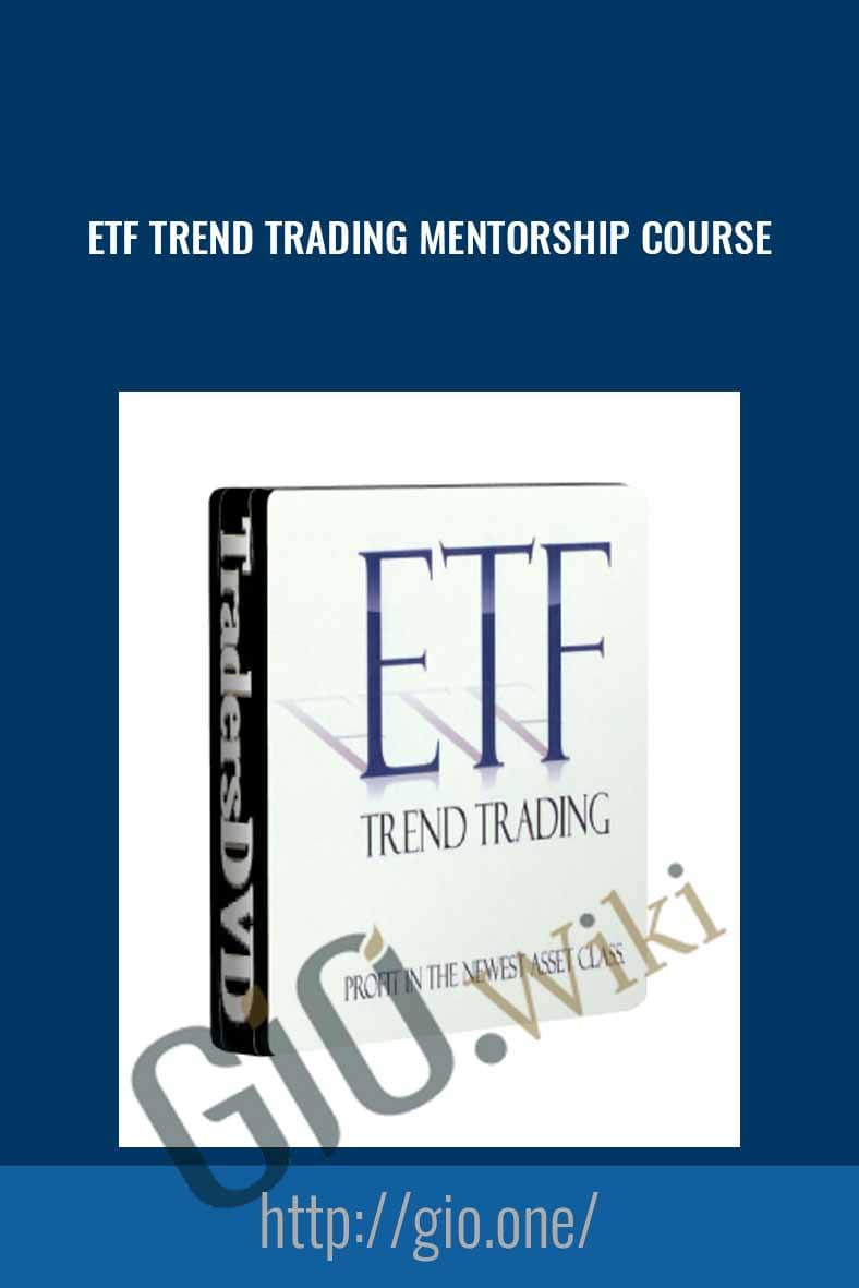 Mentorship Course - ETF Trend Trading