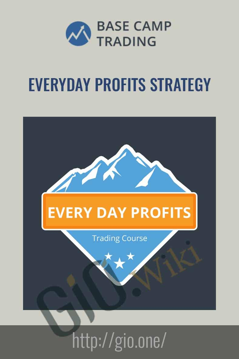 Everyday Profits Strategy - Base Camp Trading
