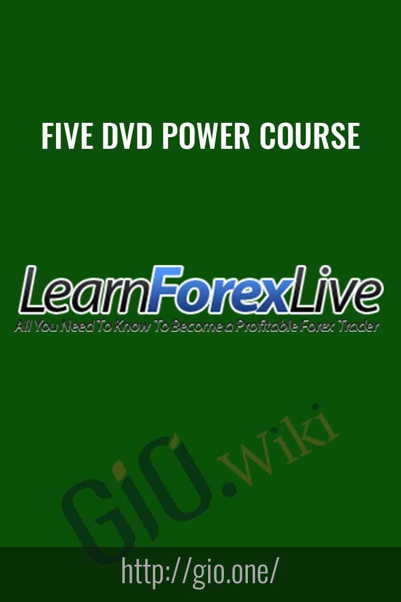 Five DVD Power Course - Forex Kinights