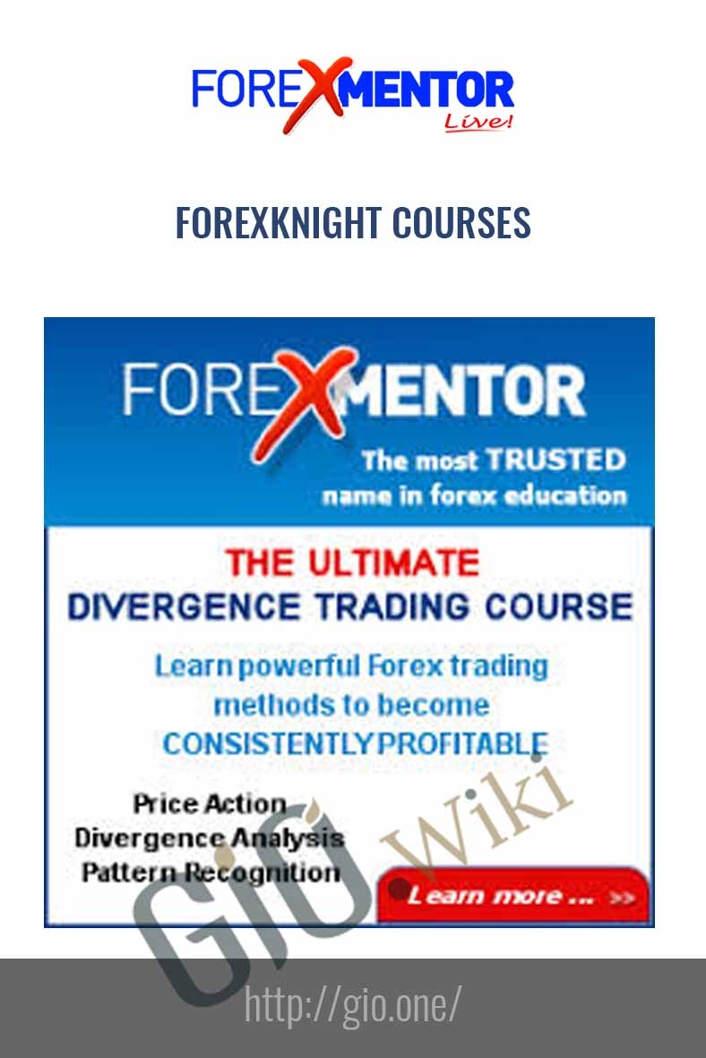 The Ultimate Divergence Trading Course For The Forex Trader - Forex Mentor