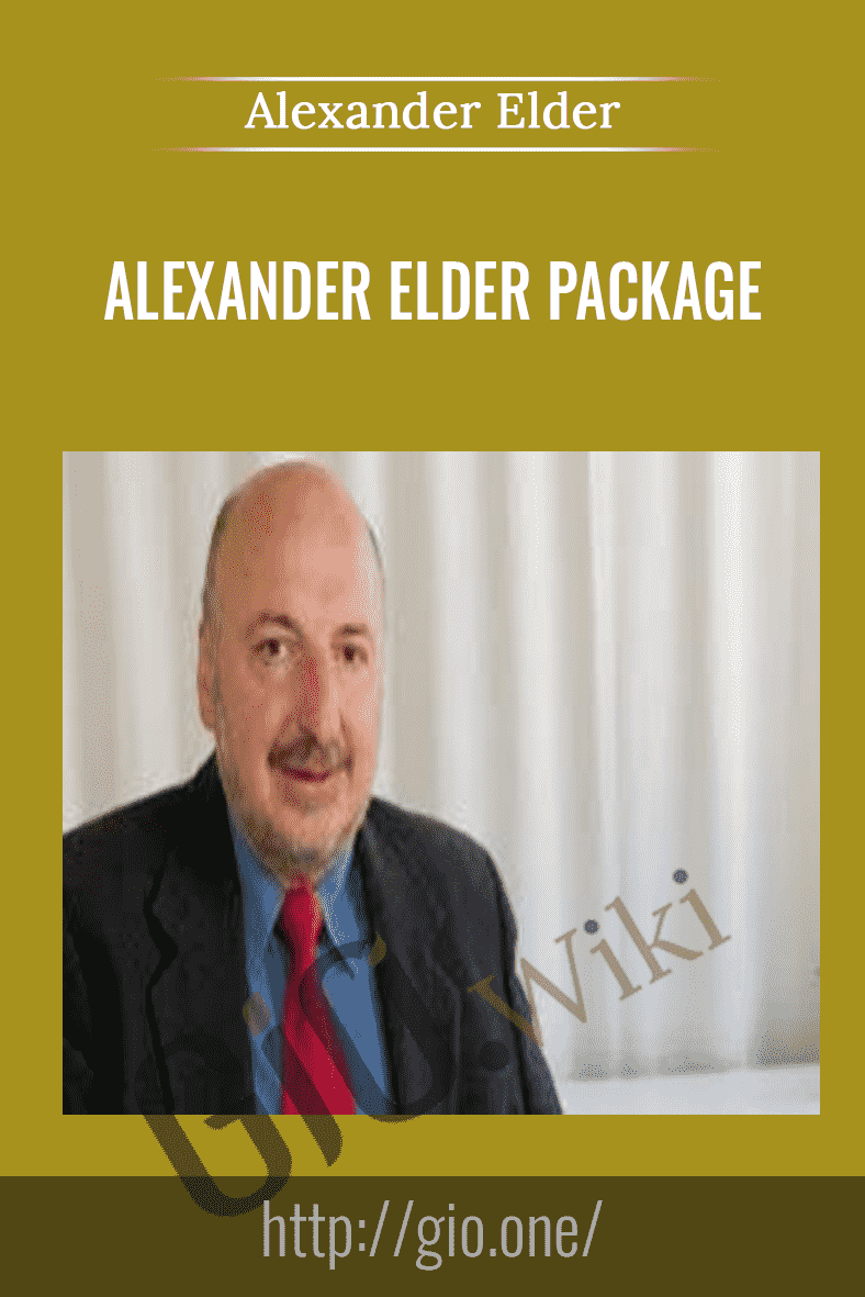 Alexander Elder Package