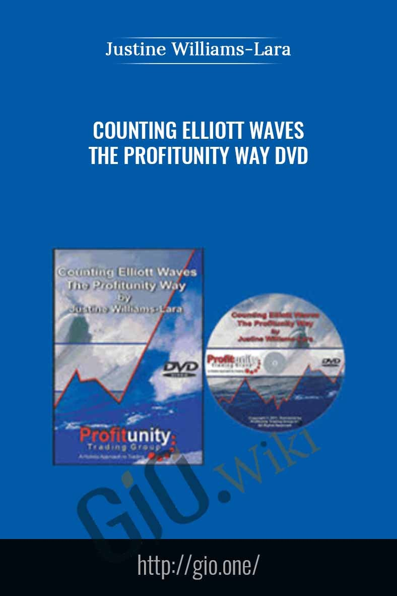 Counting Elliott Waves. The Profitunity Way DVD (with Russian subtitles) - Justine Williams-Lara