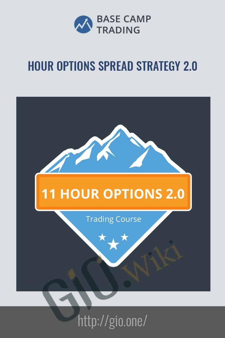 11-Hour Options Spread Strategy 2.0  - Base Camp Trading