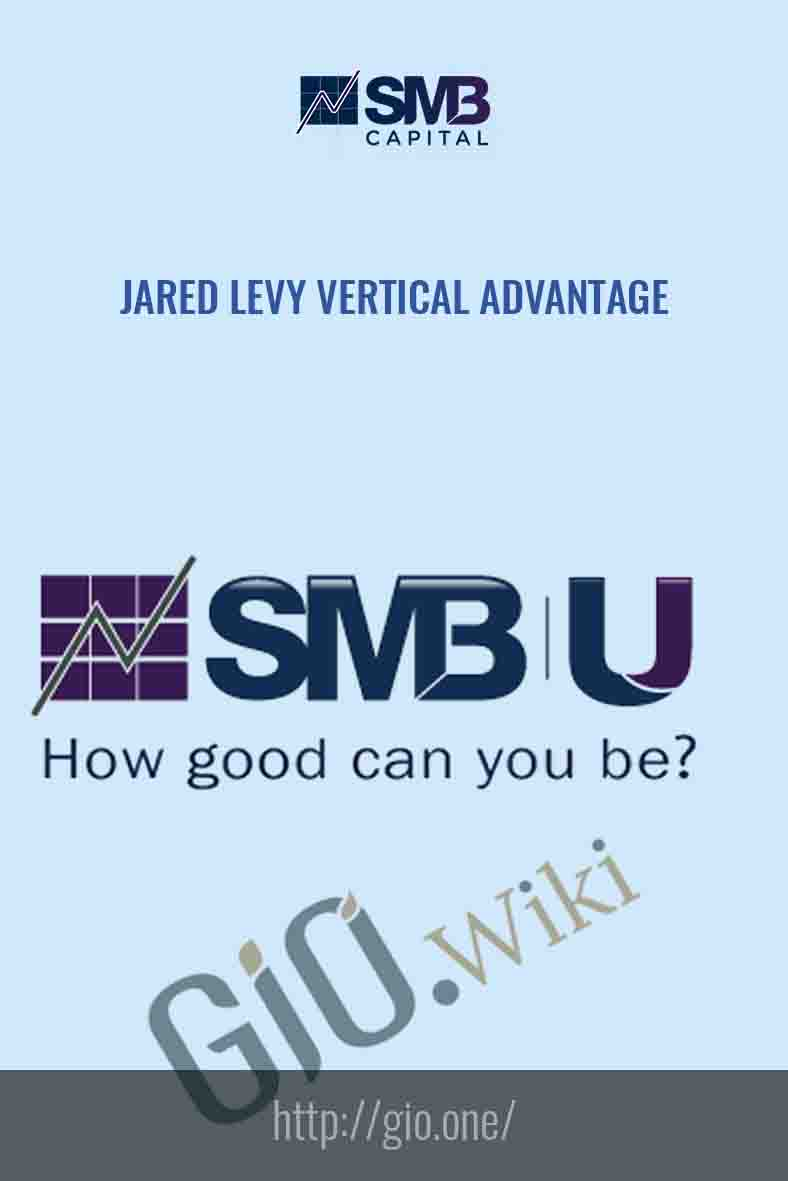 Jared Levy Vertical Advantage - SMB