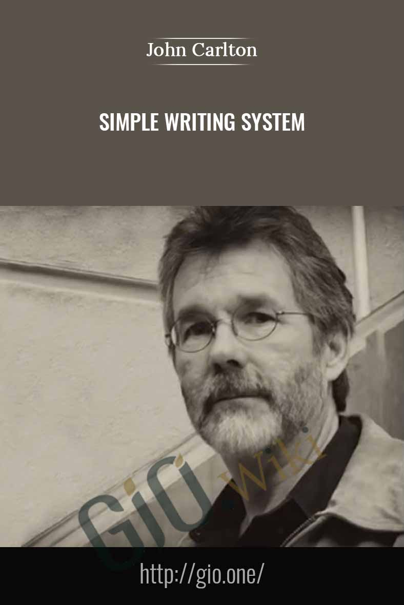 Simple Writing System - John Carlton