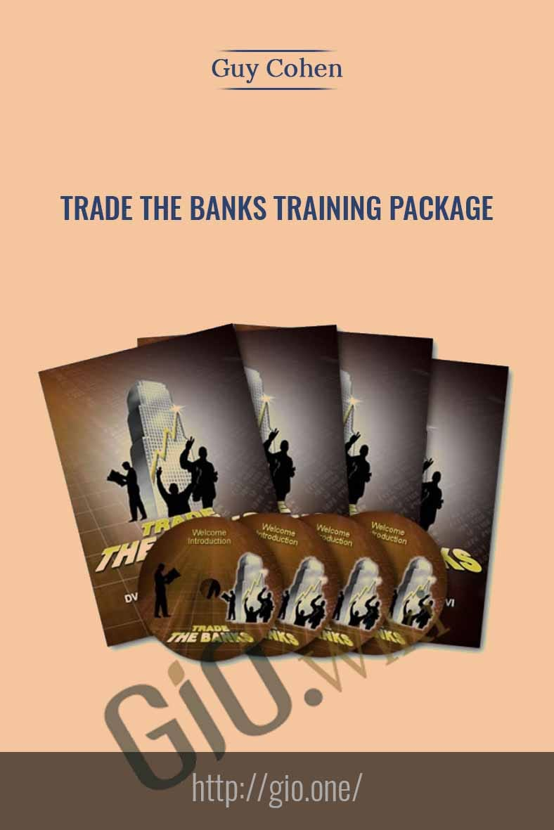 TradeTheBanks Training Package - Guy Cohen