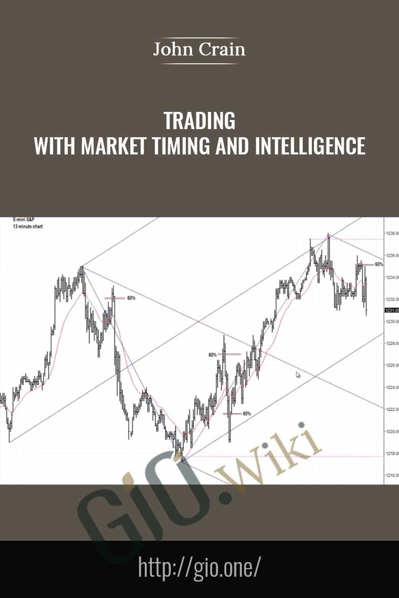 Trading With Market Timing and Intelligence - John Crain