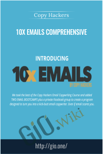 10x Emails Comprehensive – Copy Hackers