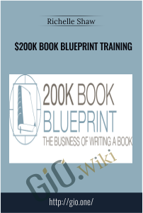 $200k Book Blueprint Training – Richelle Shaw