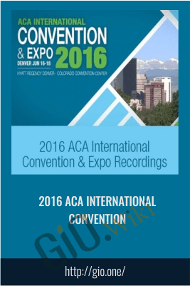 2016 ACA International Convention