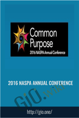 2016 NASPA Annual Conference