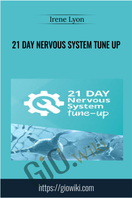 21 Day Nervous System Tune Up - Irene Lyon