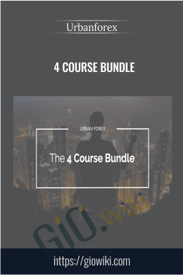 4 Course Bundle – Urbanforex