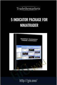 5 Indicator Package For NinjaTrader – Tradethemarkets