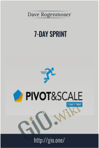 7-Day Sprint – Dave Rogenmoser