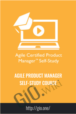 Agile Product Manager Self-Study Course