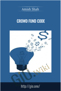 Crowd Fund Code - Amish Shah