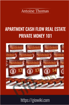 Apartment Cash Flow Real Estate Private Money 101 - Denis Fasset