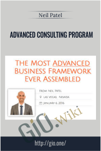 Advanced Consulting Program - Neil Patel
