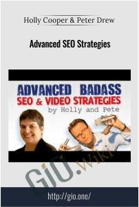 Advanced SEO Strategies – Holly Cooper and Peter Drew