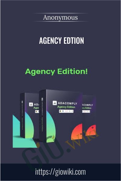 Agency Edtion