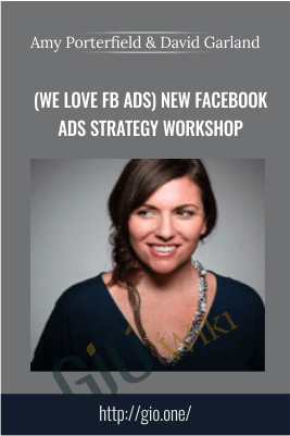 (We Love FB Ads) NEW Facebook Ads Strategy Workshop – Amy Porterfield & David Garland