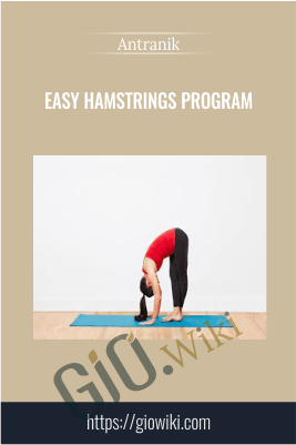 Easy Hamstrings Program - Antranik