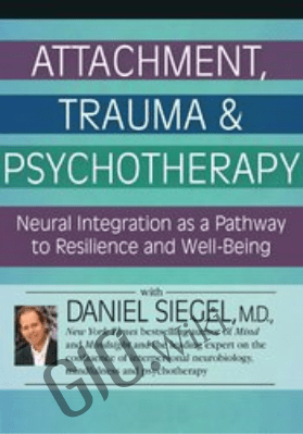 Attachment, Trauma & Psychotherapy: Neural Integration as a Pathway to Resilience and Well-Being - Daniel J. Siegel