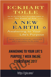 Awakening To Your Life's Purpose 7 week Online Course June 2017 - Jean Houston