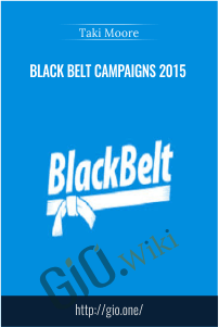 Black Belt Campaigns 2015