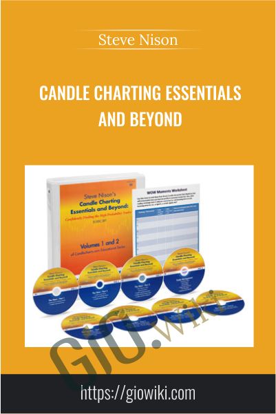 Candle Charting Essentials and Beyond - Steve Nison