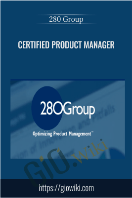 Certified Product Manager - 280 Group