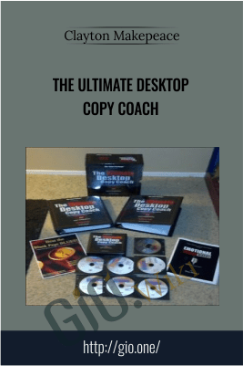 The Ultimate Desktop Copy Coach – Clayton Makepeace