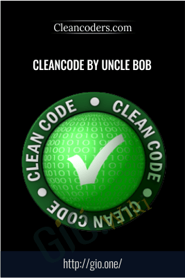 CleanCode by Uncle Bob –  Cleancoders.com