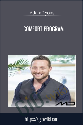 Comfort Program - Adam Lyons