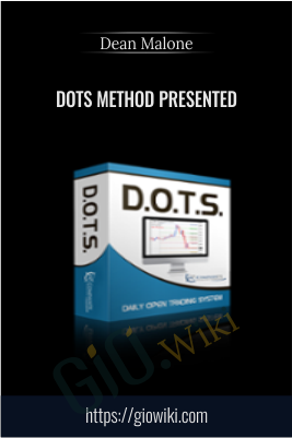 DOTS Method presented - Dean Malone