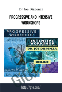 Progressive and Intensive Workshops – Dr Joe Dispenza