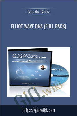 Elliot Wave Dna (full Pack) - Nicola Delic