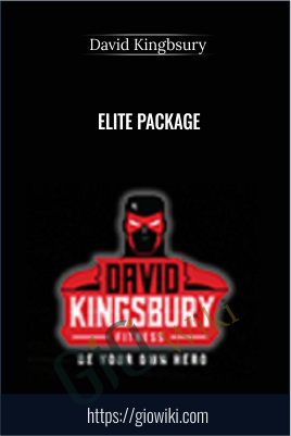 Elite Package - David Kingbsury