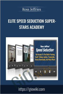 Elite Speed Seduction Super-Stars Academy - Ross Jeffries