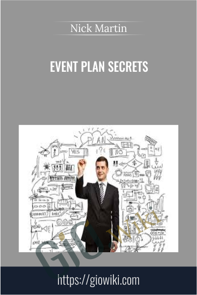 Event Plan Secrets - Nick Martin