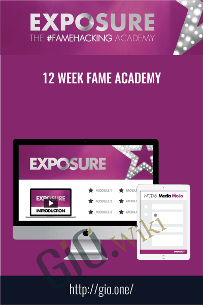 Exposure - 12 Week Fame Academy - Khechara