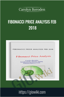 Fibonacci Price Analysis Feb 2018 - Carolyn Boroden